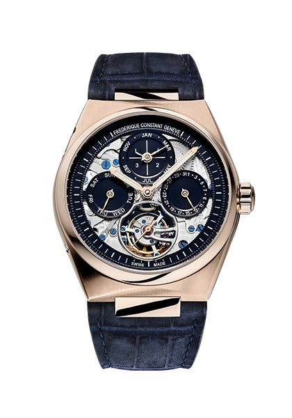 Highlife Tourbillon Perpetual Calendar Manufacture: Fine watchmaking revisited
