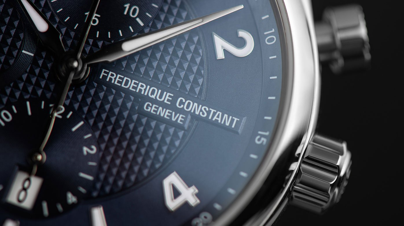 Frederique Constant - The Runabout Chronograph Automatic