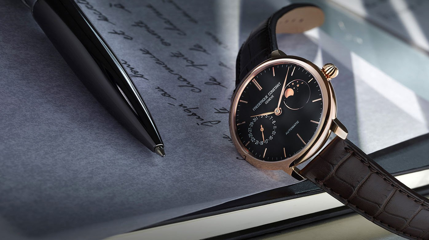 Frédérique Constant - Fly me to the moon... and beyond ?