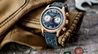 Vintage Rally Healey Chronograph Automatic Trends and style