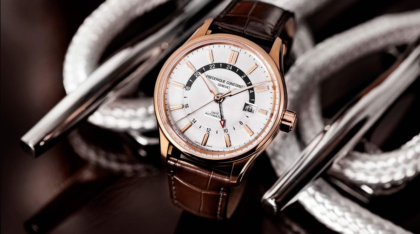 Frederique Constant - Yacht Timer GMT