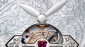 Cat's Eye Tourbillon sous Pont d'Or Style & Tendance