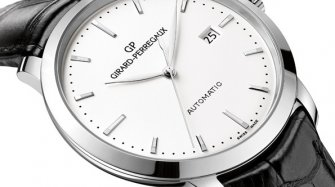 Girard-Perregaux 1966, 40 mm, steel Trends and style