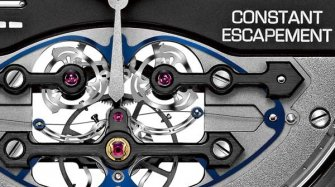 Constant Escapement L.M. awarded «2013 Watch of the Year»