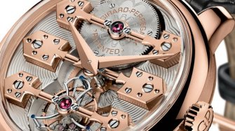 Video. The Esmeralda Tourbillon