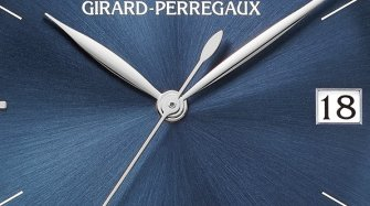L'heure bleue Girard-Perregaux 1966 41mm Style & Tendance