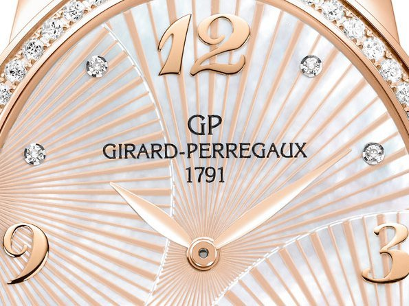 Girard-Perregaux - Cat's Eye Majestic