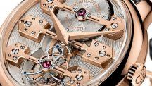 The Esmeralda Tourbillon