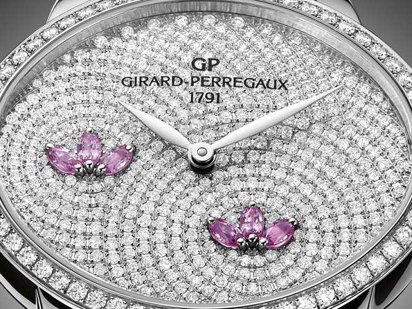 Girard-Perregaux - Cat's Eye Water Lily