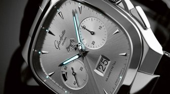 Launch of new chronograph begins Trends and style