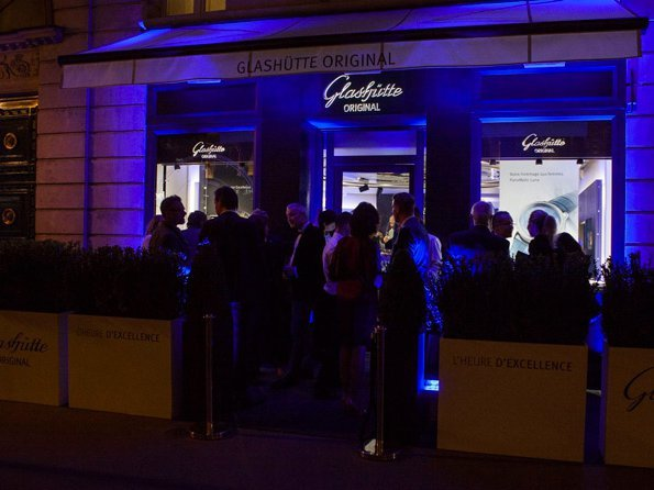 Glashütte Original - Video. A day of excellence in Paris