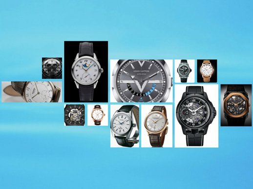 GPHG 2016 - Men's watches: A category big on small seconds