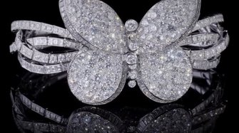 Video. Princess Butterfly Full Diamond