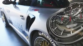 Video. Silverstone RS Skeleton