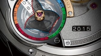 GMT 5N Movement