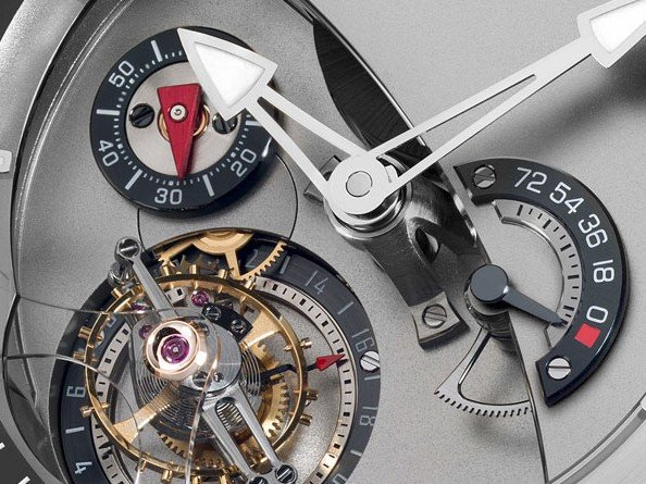 Greubel Forsey - Tourbillon 24 Secondes Contemporain, white gold
