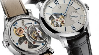 Classicism from Greubel Forsey