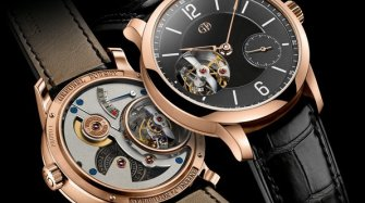 Tourbillon 24 Secondes Vision in Red Gold Trends and style