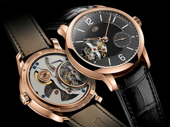 Greubel Forsey - Tourbillon 24 Secondes Vision in Red Gold