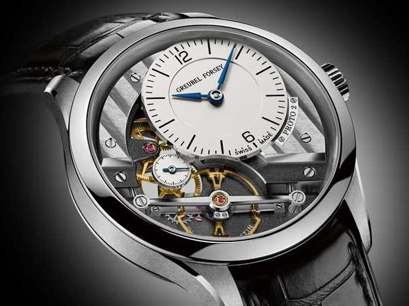 Greubel Forsey - A new signature and a new double balance