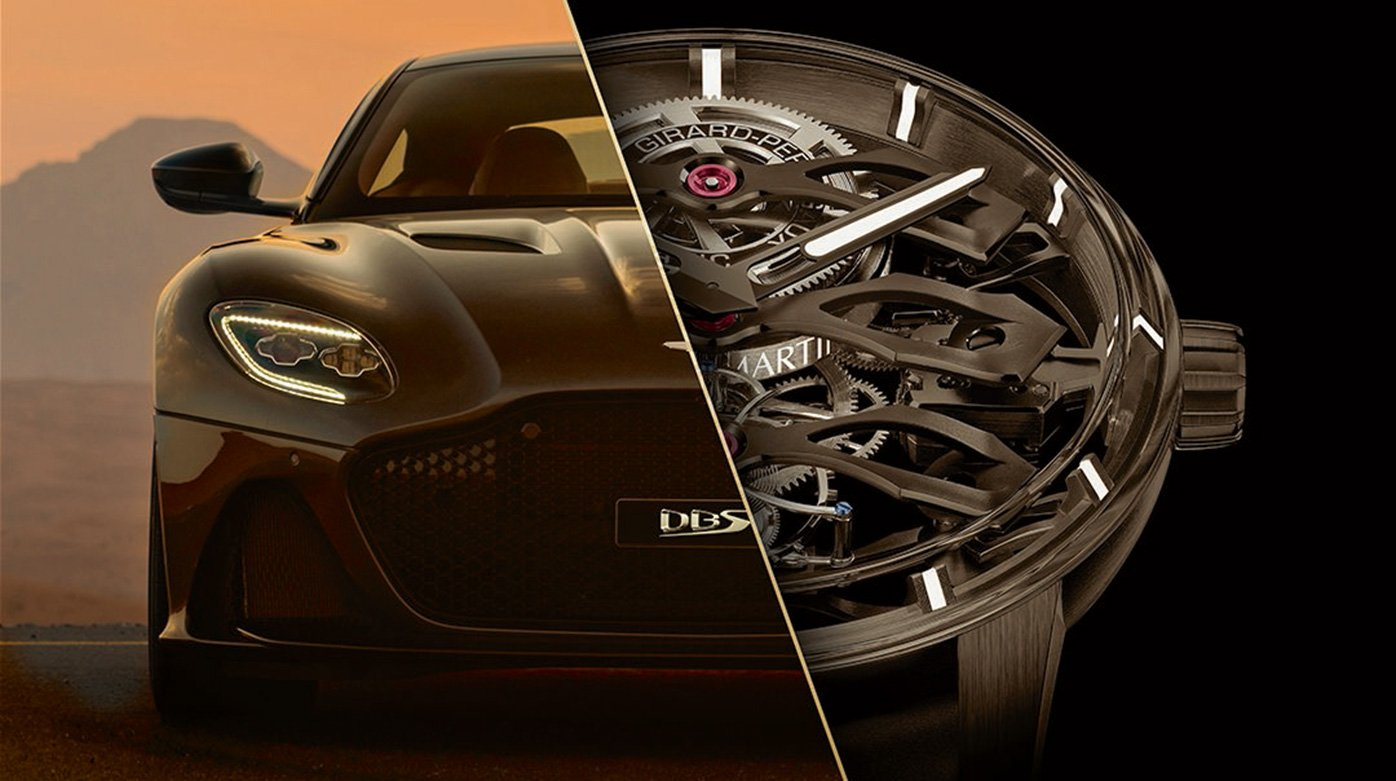 Girard-Perregaux - When Motor Racing and Watchmaking Come Together