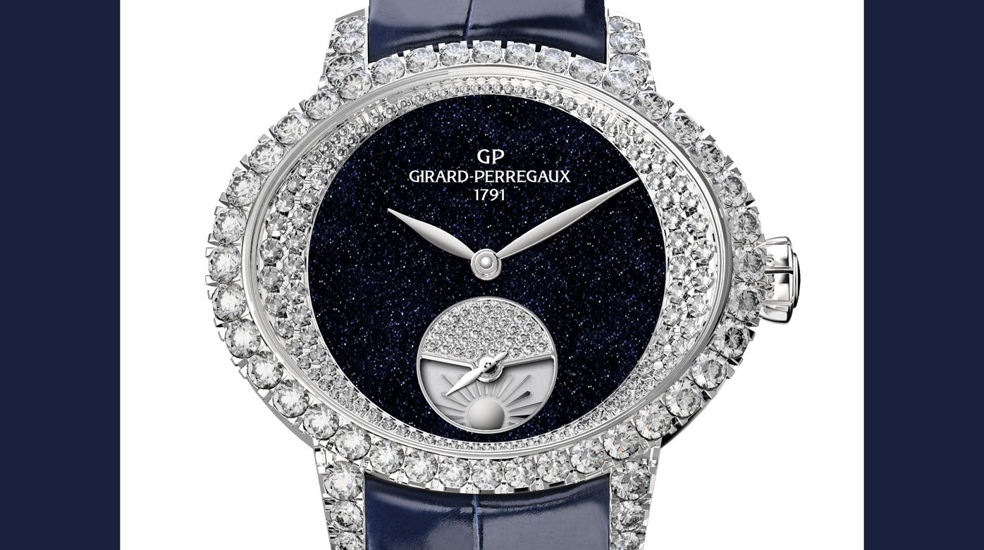 Girard-Perregaux - The Cat's Eye in wonderland