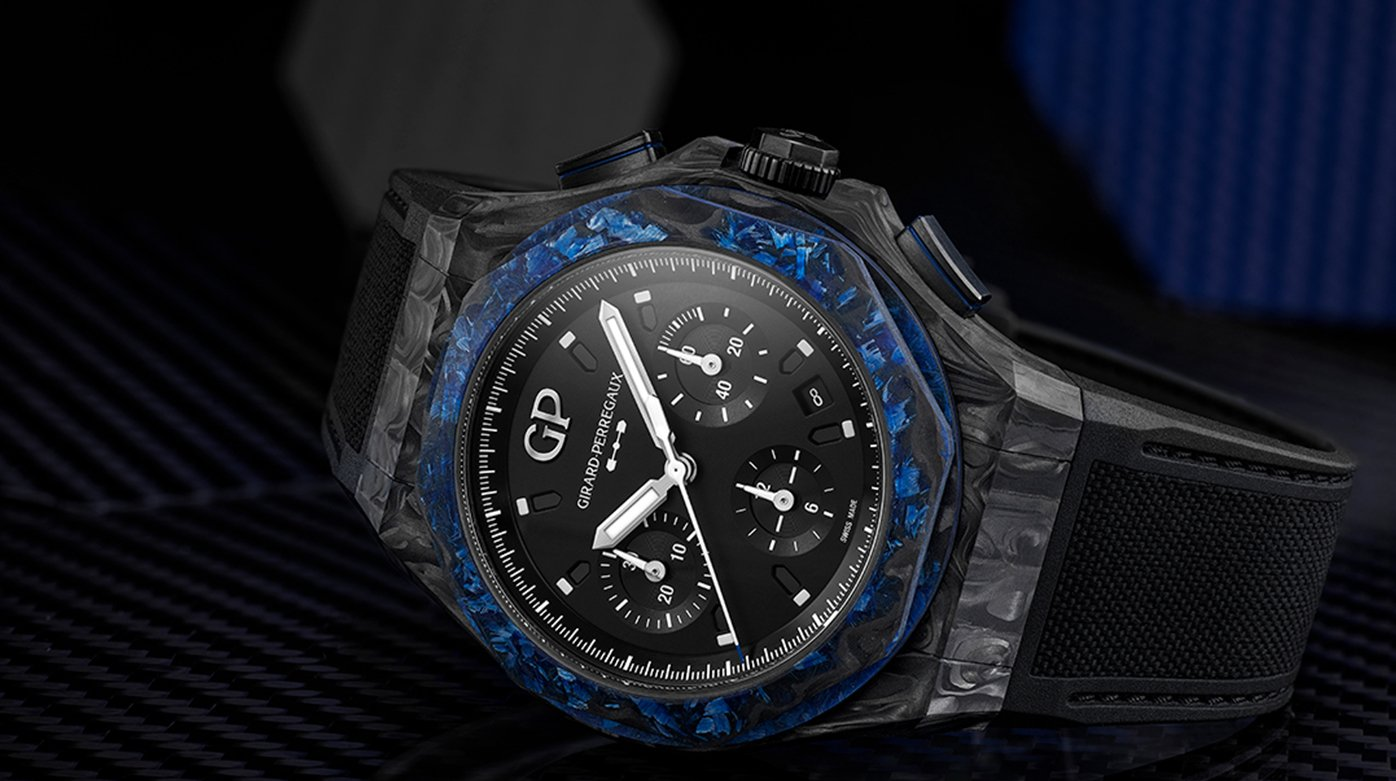 Girard-Perregaux - Laureato Absolute Wired: Plugged in to 2021