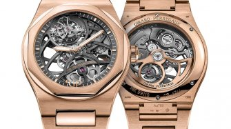 Laureato Flying Tourbillon Skeleton: Out of kilter and on the money Trends and style