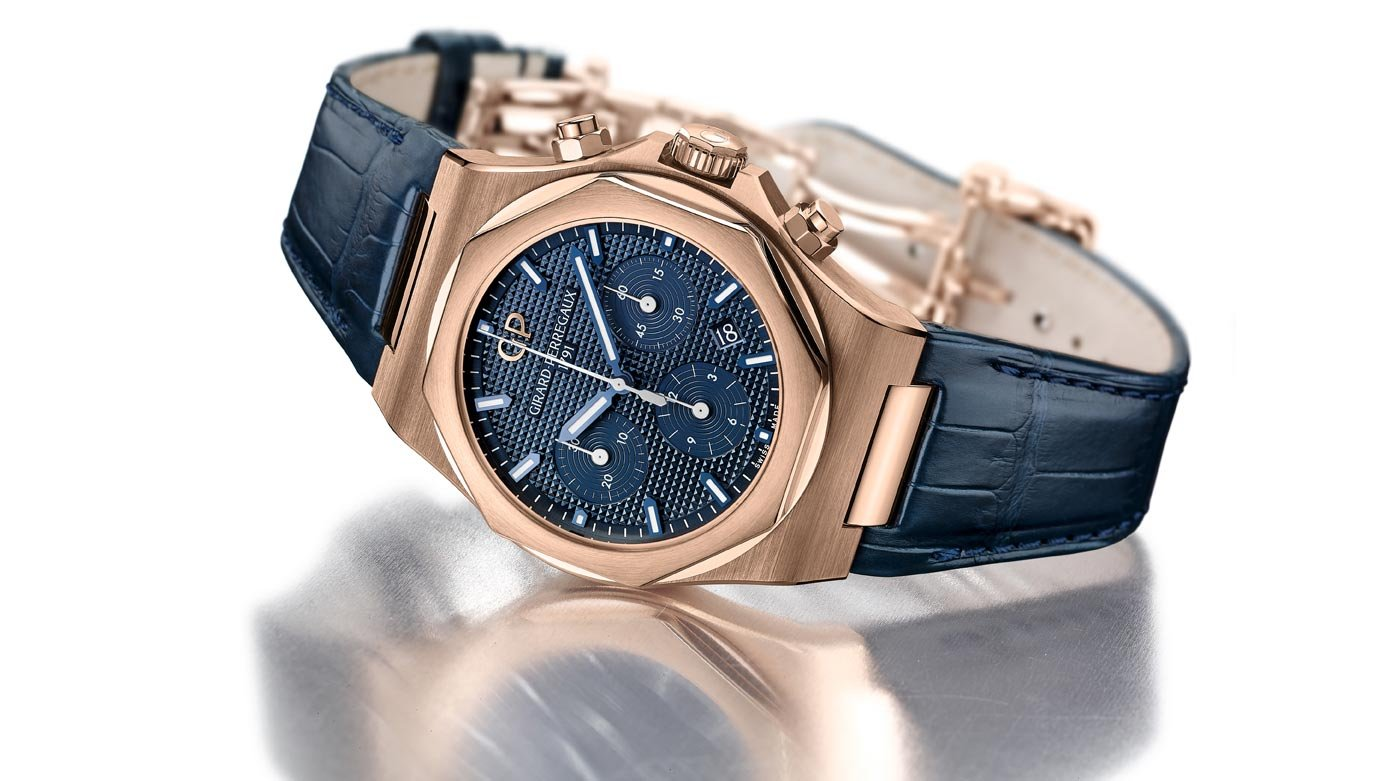 Girard-Perregaux - Winner of the casual chic category