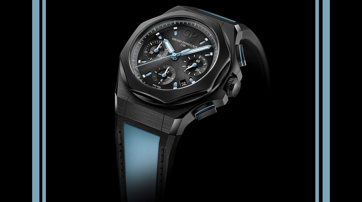 Girard-Perregaux - Laureato Absolute Chronograph For Only Watch