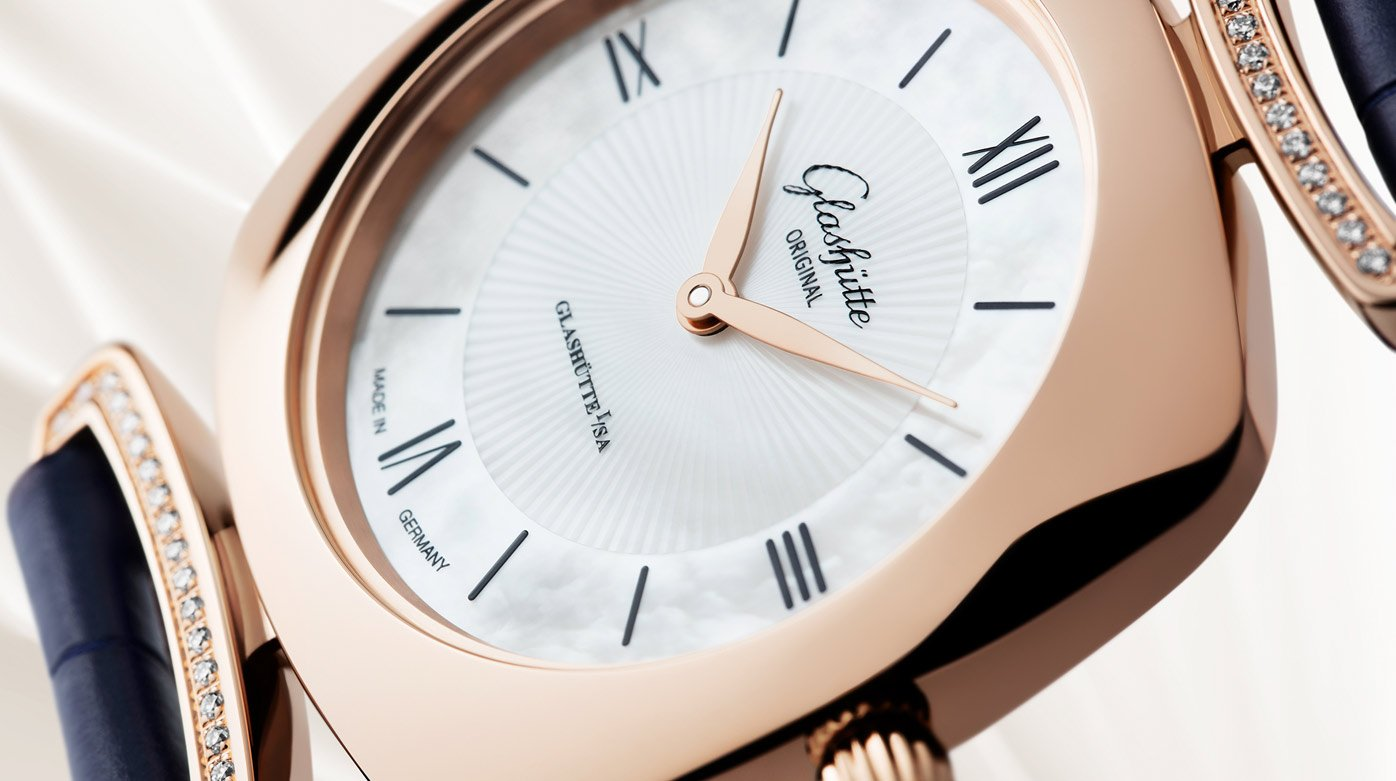 Glashütte Original - Pavonina: diversity and exclusivity