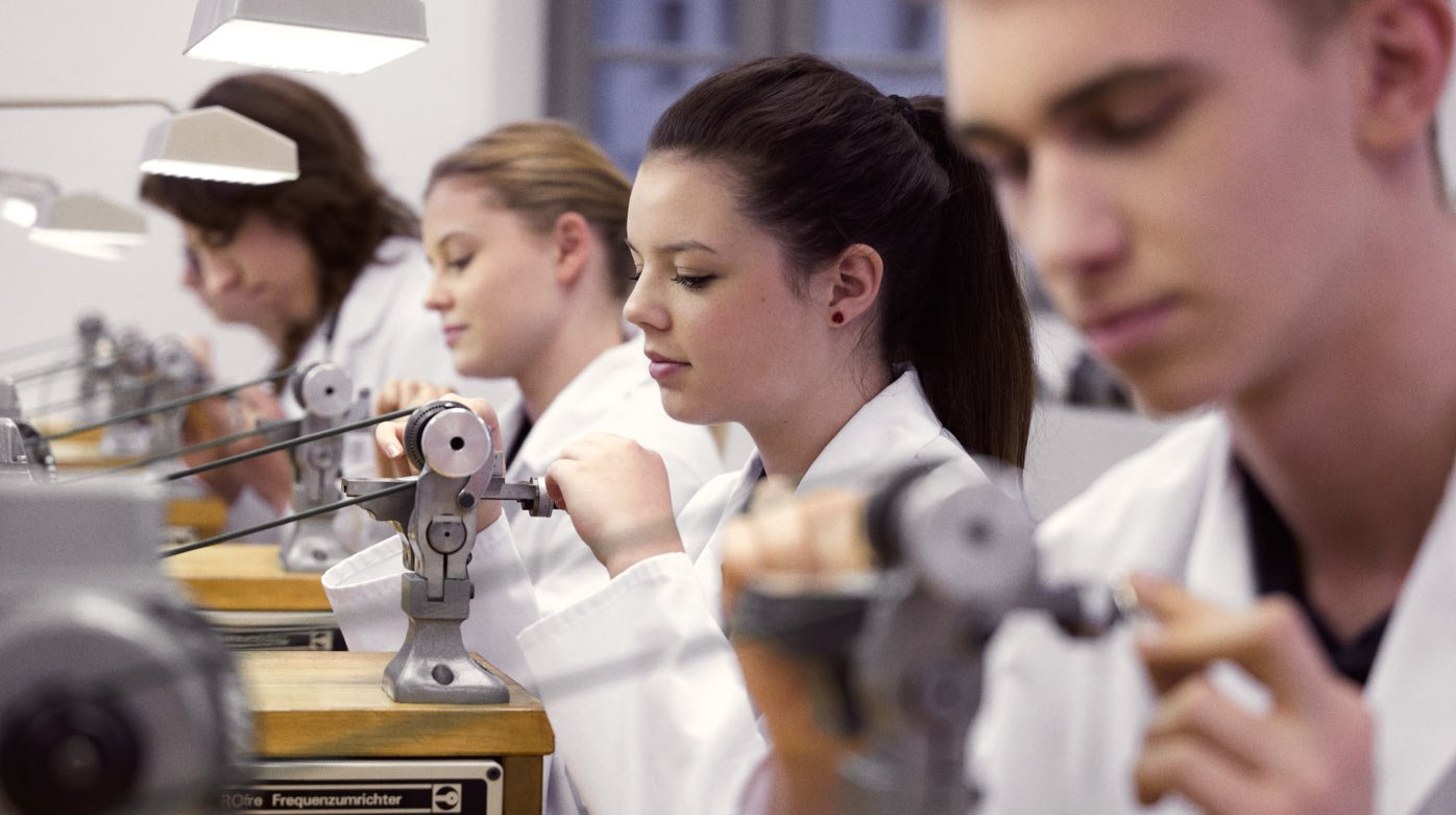 Glashütte Original - Young talent for a traditional craft