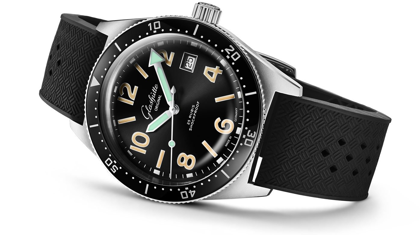 Glashütte Original - The new SeaQ diver's watch