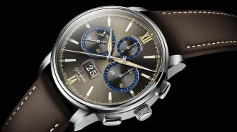 Senator Chronographe – The Capital Edition  Montres