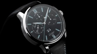 Senator Chronograph Panorama Date Trends and style