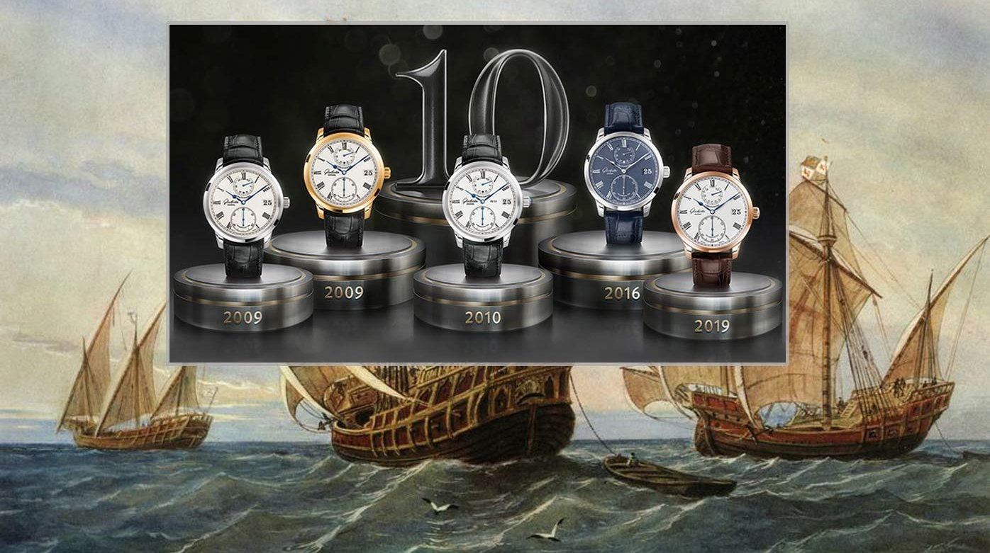 Glashütte Original - The watch that changed the world