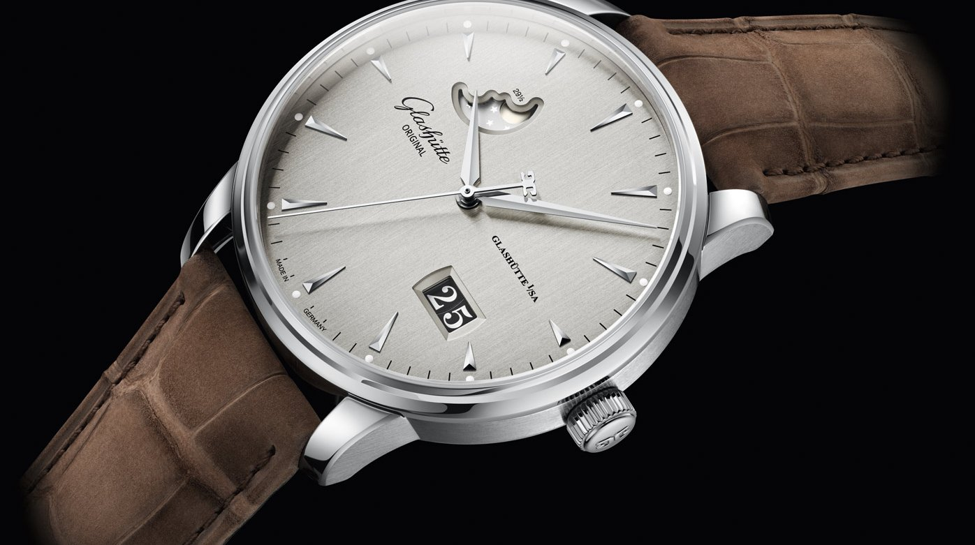 Glashütte Original - The new Senator Excellence Panorama Date Moon Phase