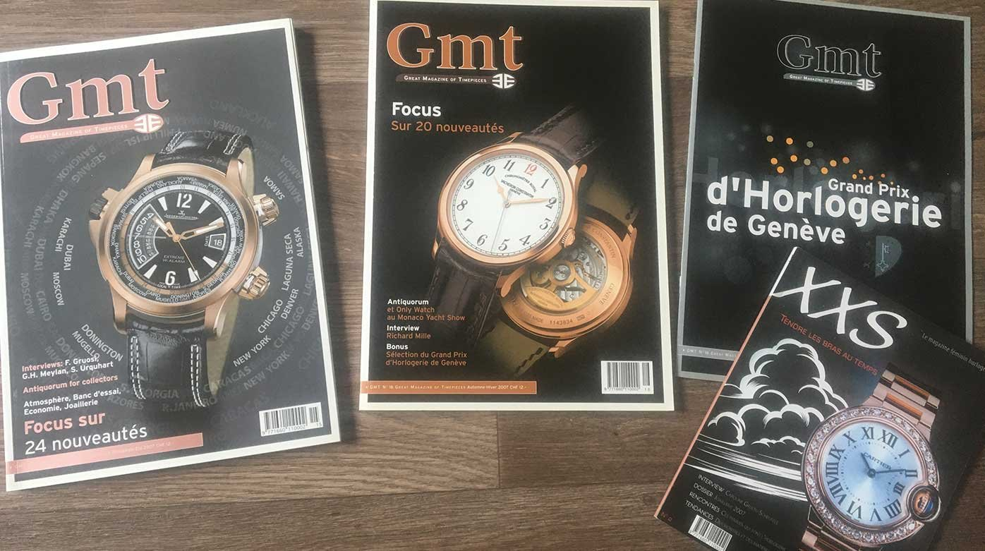 GMT Magazine - 2007: Expansion On A Roll