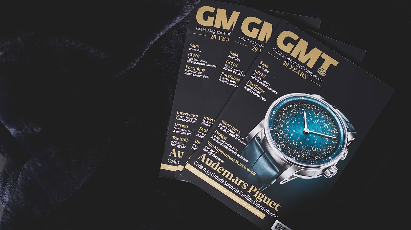 GMT: Winter Issue - Turning The Page