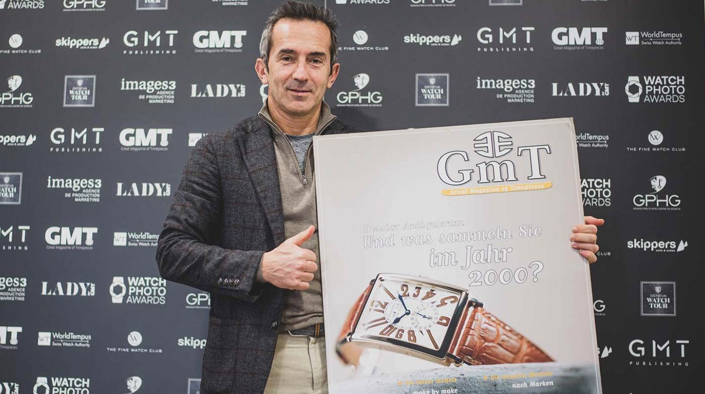 GMT Magazine - GMT Great Magazine of Timepieces: turning 20 in 2020