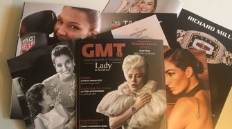 The GMT Lady issue is out Arts and culture