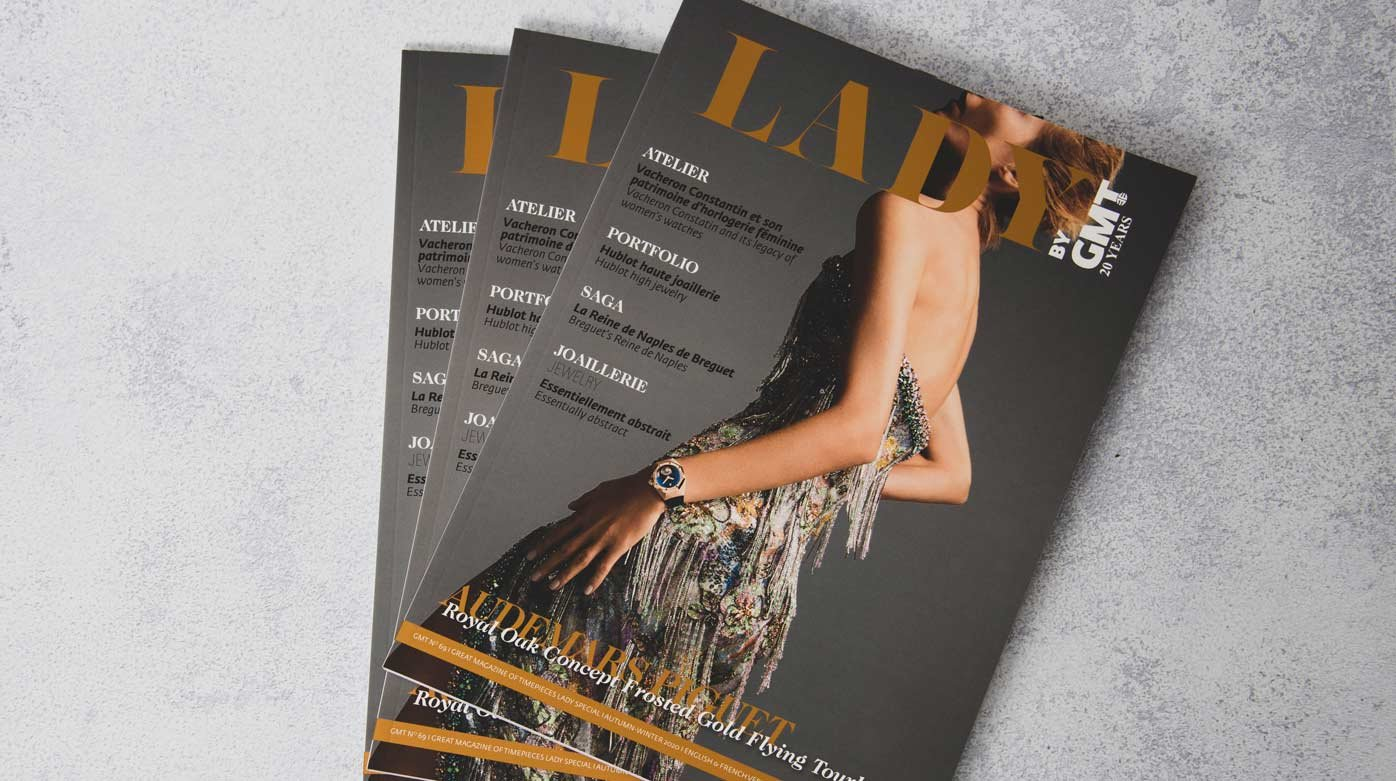 LADY by GMT n°69 - Audemars Piguet in Haute Couture