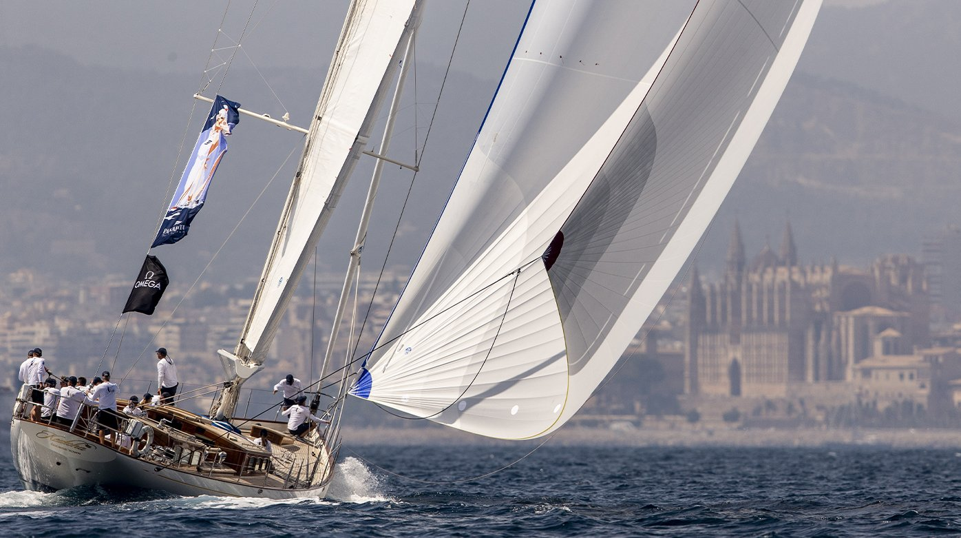 GMT XXL World - At the Superyacht Cup Palma
