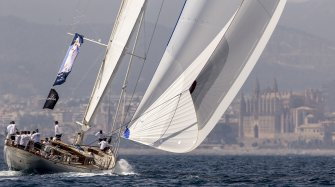At the Superyacht Cup Palma  Exhibitions