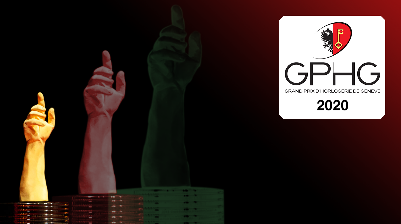 GPHG - The Finalists of GPHG 2020