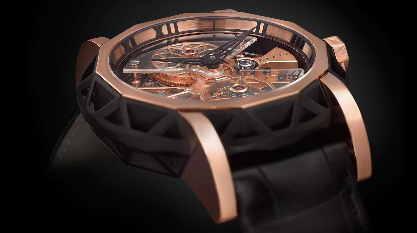 Graff - MasterGraff Structural Skeleton Automatic with flying tourbillon