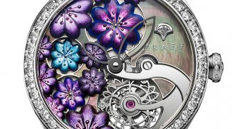 Mastergraff Floral Tourbillon  Trends and style