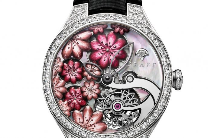 Ladies' complications watches Trends and style