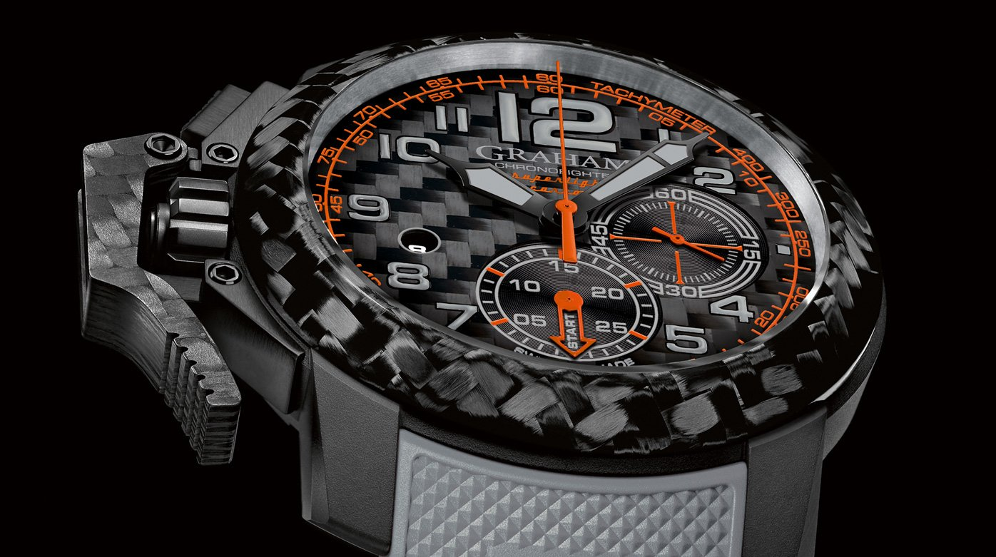 Graham - Chronofighter Superlight Carbon