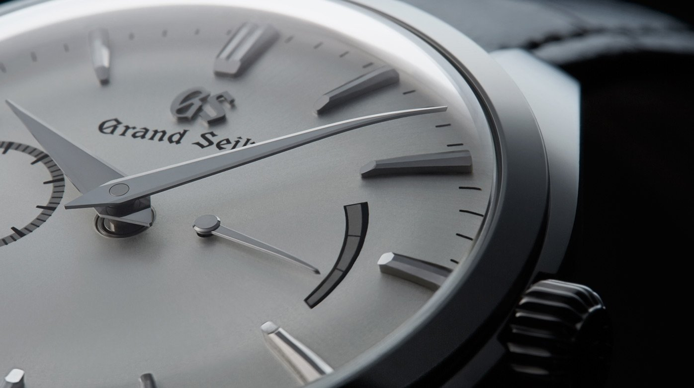 Grand Seiko - Its name is 007. SBGK007